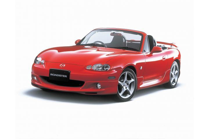 1992 Model Mazda