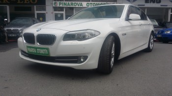 BMW 520d COMFORT Full +FULL ( F1 +sunroof+xenon far)
