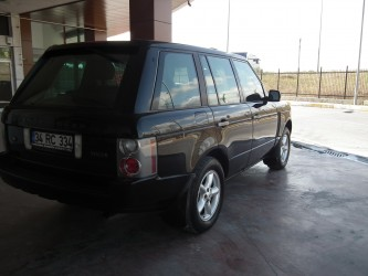 PINAROVA OTOMOTİV'DEN Range Rover 3.0 TD6 Vogue FULL+FULL