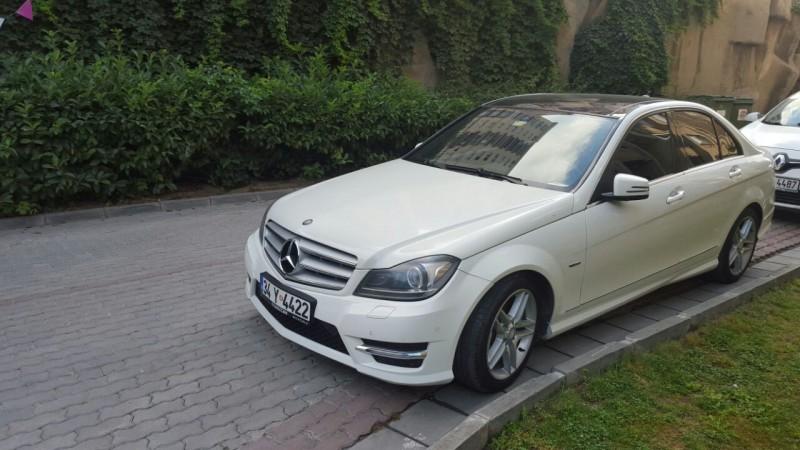 PINAROVA OTOMOTİV'DEN Mercedes C 180 Komp.BlueEfficiency AMG