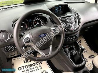 2016 Model Ford Courier 1.6 Tdci Titanium Hatasız Taksit Yapılır