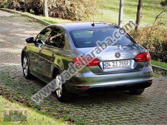 Volkswagen Jetta 1.4 TSi Trendline 2012 Model Galeriden 47.500 TL Vade İmkanları