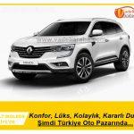 Yeni Renault KOLEOS Türkiye'de Alıcılarını Bekliyor