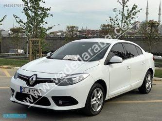 Renault Fluence 1.5 DCI Touch 2014 Model Orijinal Emsalsiz ( Taksit Seçenekleri ile )