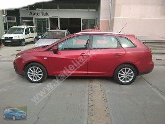 2012 Seat İbiza 1.6 TDI Auto Tek ile Taksit İmkanları Sağlanır