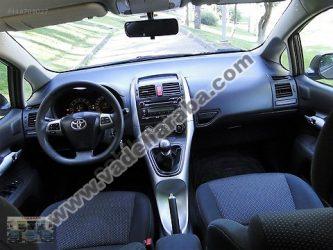 Toyota Auris 1.33 Comfort ( Füme Renk ) 2012 Model 41.000 TL