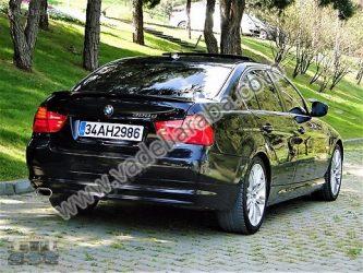 BMW 320d Comfort 2012 Model Sport Görünümlü